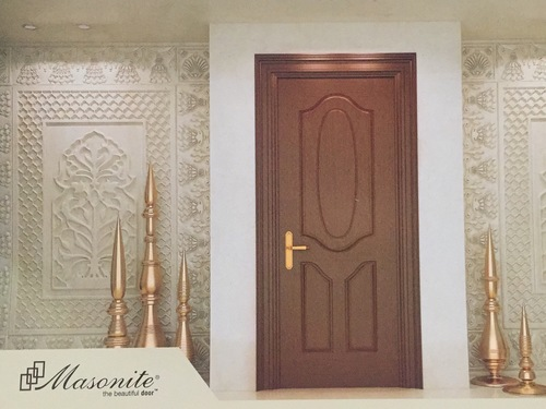 Masonite 3 Panel Oval Door In Kurali Punjab Ridhi Enterprises