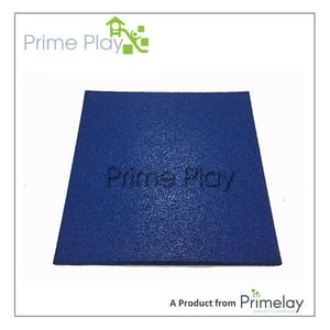 Shockproof And Anti Slip Playground Safety Rubber Tiles