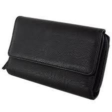 Designer Ladies Leather Clutch