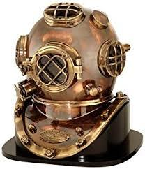 Reliable Copper Diving Helmet in   Islam Nagar