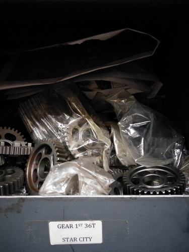 Automotive Gear