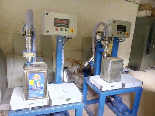 Weighmetric Filling Machine