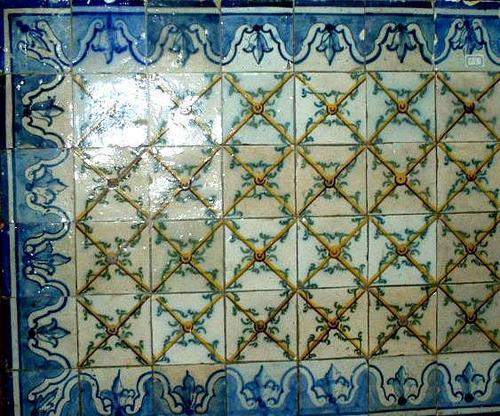 . Decorative Ceramic Wall Tile   Lakshmi Ceramics  321  Mettupalayam