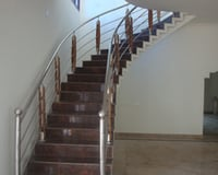 Ss Handrail With(Out) Glass