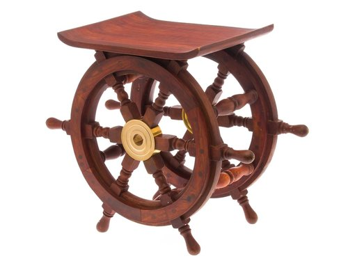 Nautical Wooden Table