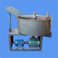 Pan Mixer For Paver Industry