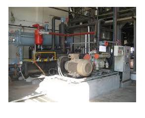 Industrial Refrigerator Air Compressor