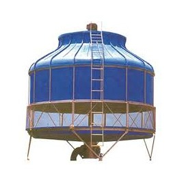 Industrial Water Cooling Tower 100 Tr