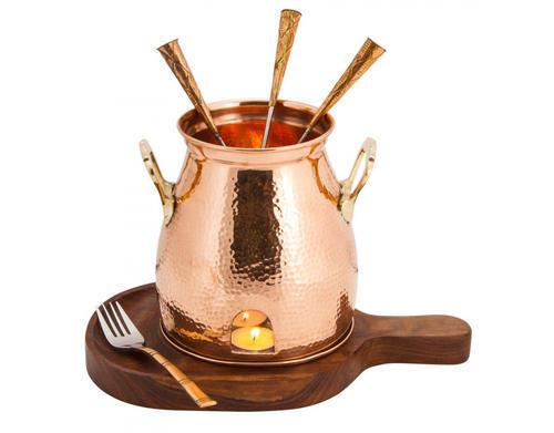 Indian Craftio Pure Copper Tandoor