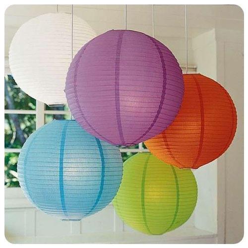 Lights Lamps Paper Ball