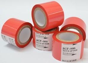 Red Hot Coding Foil