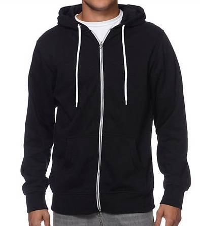 Full Sleeves Plain Hoodies