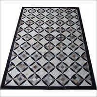 Leather Designer Carpet