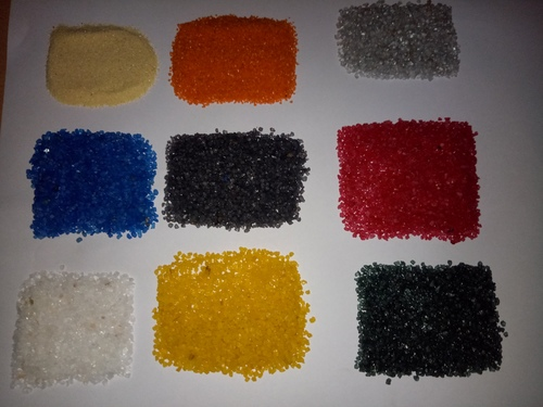 Quartz Color Coated Sand