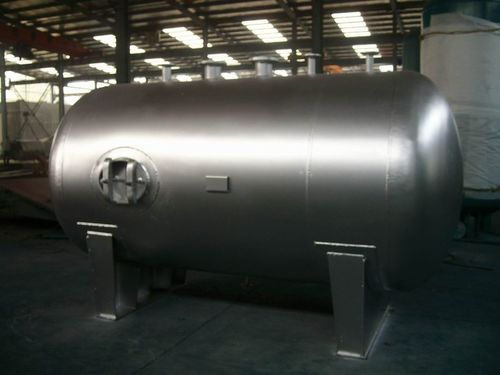 Ss Metal Pressure Vessels