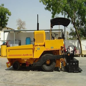 Mechanical Paver Finisher - RM 6 HES