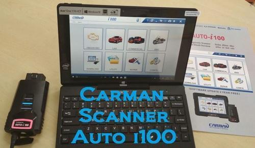 Auto I100 (Car Diagnostic Scanner With Oscilloscope