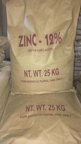 Chelated Zinc EDTA 12%