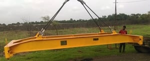 Container Lifting Spreader
