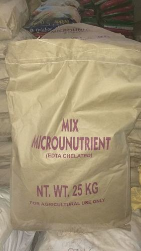 EDTA Chelated Mix Micronutrient
