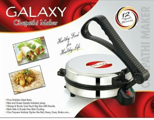 Galaxy 8 Inch Ss Roti Maker - Radev Industries, No : 52, 6th