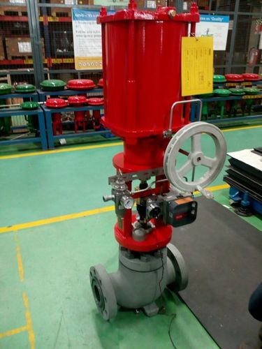 Pneumatic Linear Cylinder Actuators For Gate Globe Valve