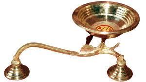 Copper Pooja Dhoopakkal