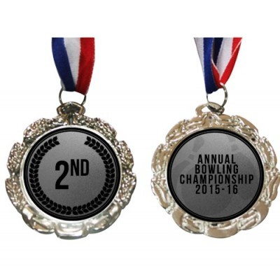 FTSS Sports Silver Medal