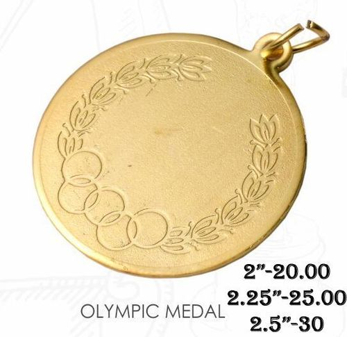 Indian Olympic Medal