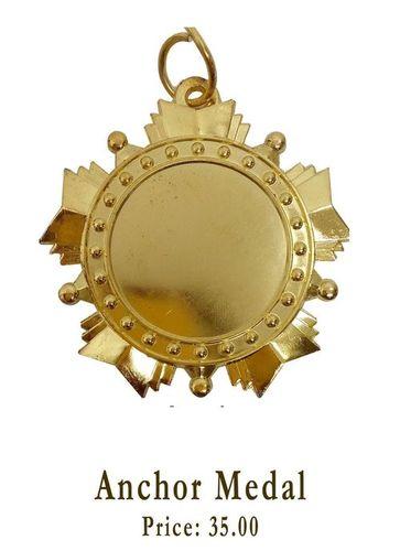 Premium Quality Anchor Medal