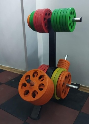 Olympic Plate Stands For Gym