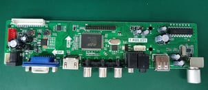 18 To 24 Inch Led Tv Board With One Or Dual Usb