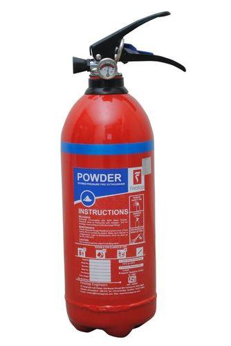 ABC Type Fire Extinguisher (Capacity 2 Kg)
