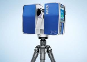 Faro Focus 3d X 330 Laser Scanner