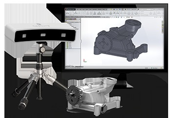 Geomagic 3d Systems Capture Scanner