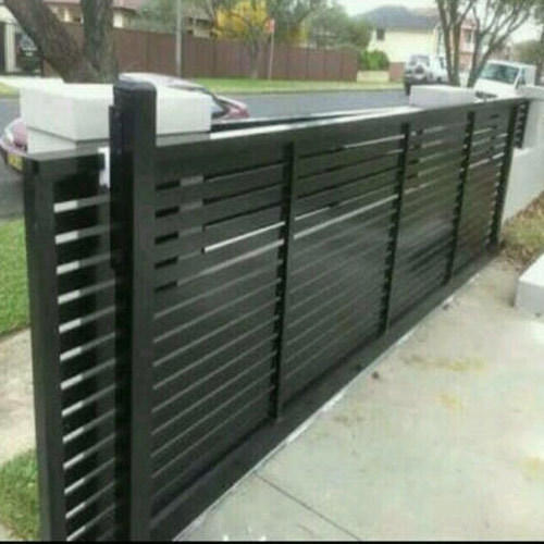 Metal Automatic Sliding Gates