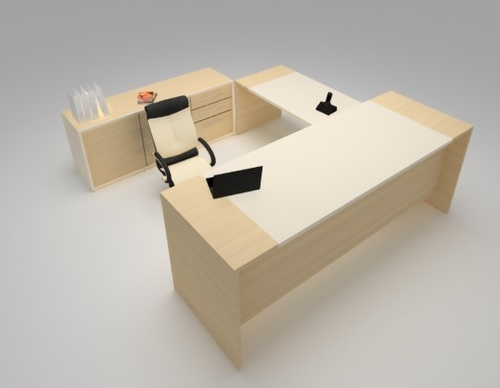 Modular Executive Office Desk