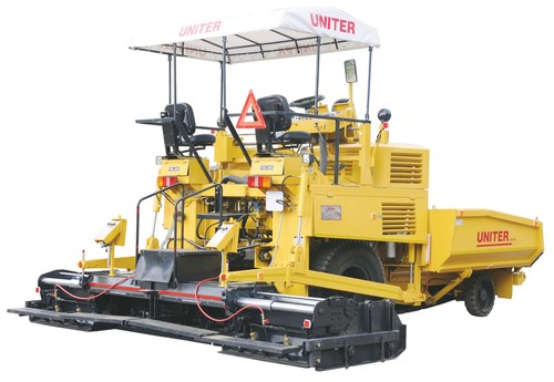 Precise Mechanical Paver Machine