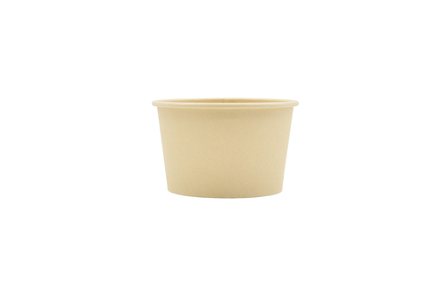 Single Wall Style Disposable Paper Soup Container