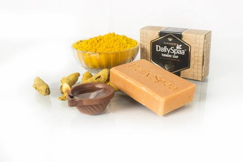 Organic Handmade Turmeric Soap