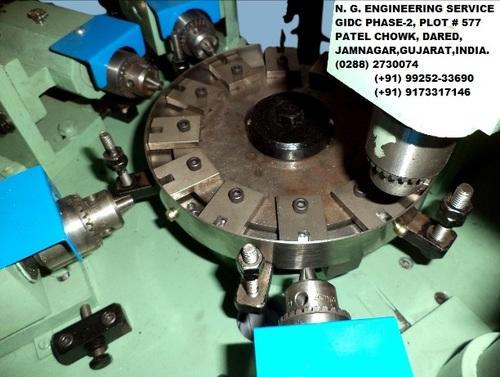 Robust Brass Electric Part Machine