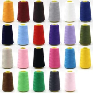 High Tenacity Colorful Polyester Sewing Thread