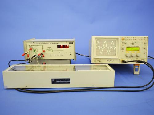 Linear Variable Differential Electrical Transformer