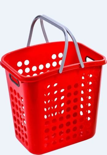 Plastic Small Modern Laundry Basket