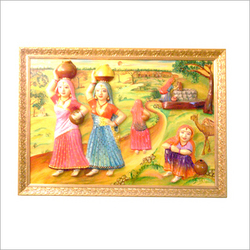 Best Quality 3d Clay Decorative Paintings