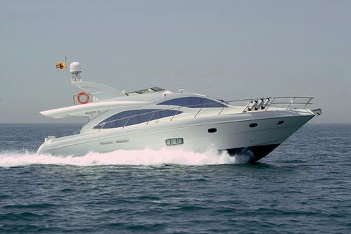 Majesty 56 Yacht in Mumbai, Maharashtra - WEST COAST MARINE