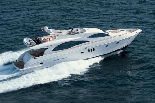 Majesty 88 Yacht at Best Price in Mumbai, Maharashtra | WEST