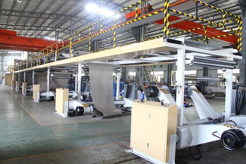 Paper Hardboard Lamination Machine