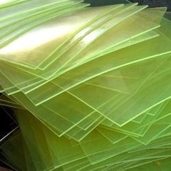 Transparent Polyurethane Sheets