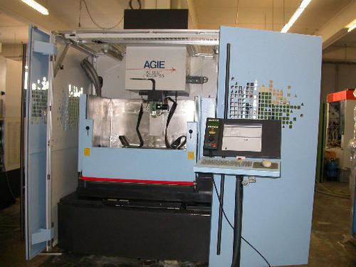 Used CNC WIRE EDM AGIE PROGRESS 2S Machine